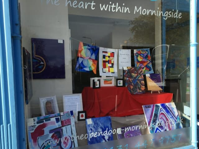 Open door exhibition