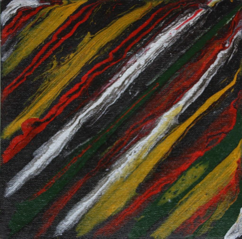 Tilted Stripes